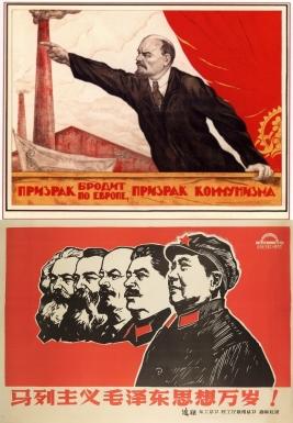 Mao - Lénine