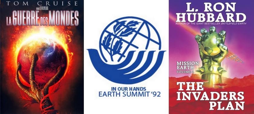 Sommet de la Terre
