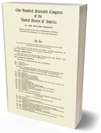 Coronavirus Aid, Relief, and Economic Security Act (Mockup)