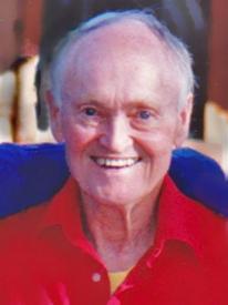 Darrell Huff (1913-2001), vers 1990