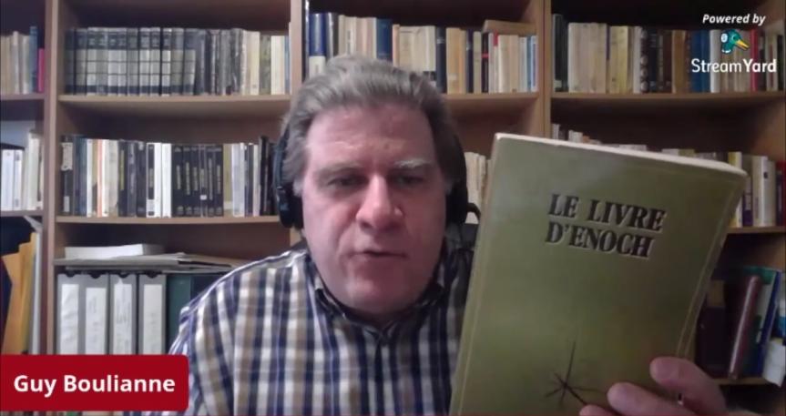 Revoyez la conférence vidéo de Guy Boulianne. Près de 6 heures d'information encontinu