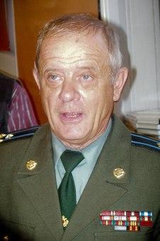 Le colonel Vladimir Kvachkov