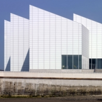 Le Turner Contemporary, à Margate (Royaume-Uni)