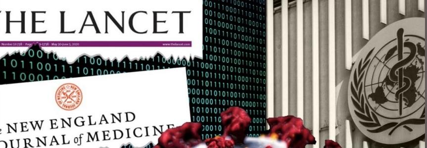 SCANDALE — Hydroxychloroquine : trois des auteurs de l'étude de 'The Lancet' serétractent