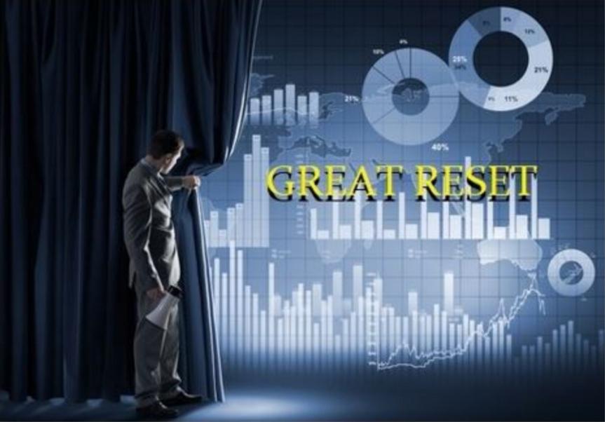 The Great Reset : la grande remise à zéro est une coalition élitiste pour repenser lemonde