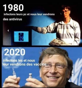 Bill Gates - Virus et Antivirus