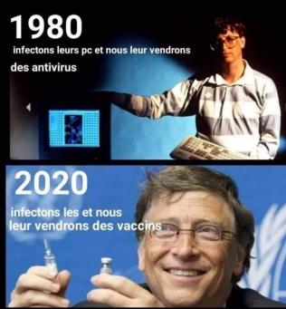 Bill Gates - Virus et Antivirus