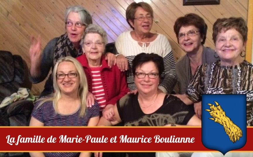 Les souvenirs centenaires de Marie-Paule, épouse de Maurice Boulianne, l'ancien maire d'Amqui de 1962 à1966