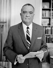 J. Edgar Hoover (1961)