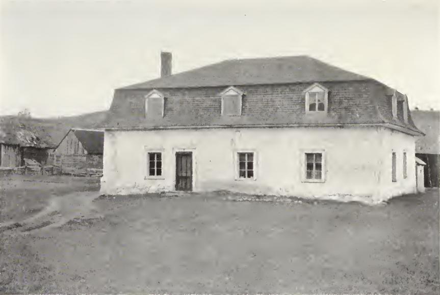 La maison Alfred Bouliane, située à La Malbaie, fut immortalisée dans l'ouvrage de l'historien et archiviste Pierre-GeorgesRoy