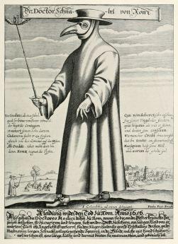 Médecin de peste