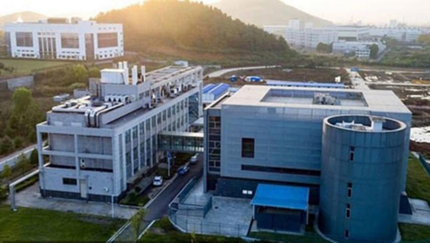 Laboratoire de haute sécurité BSL4 à Wuhan, Chine