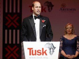 Le prince William blâme les Africains pour le déclin de la faune