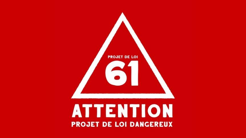 ACTION TRÈS IMPORTANTE : Signez la pétition officielle en opposition au projet de loi n°61