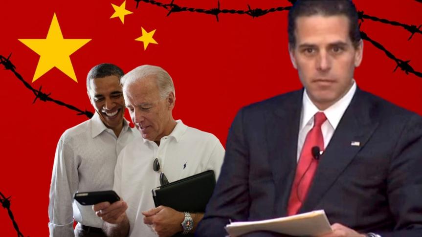 Hunter Biden a été compromis par la Chine: une enquête menée par un certain MartinAspen