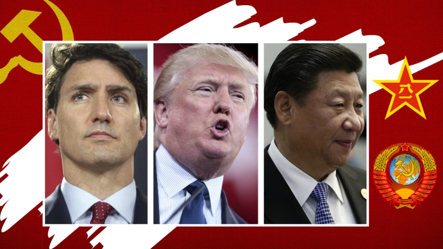 Révélations Choc — Le Parti communiste chinois déploie les troupes de l'Armée populaire de libération (APL) en Colombie-Britannique