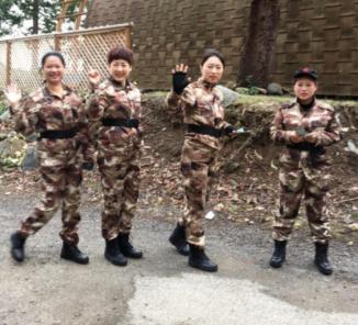 Le Parti communiste chinois déploie les troupes de l'Armée populaire de libération (APL) en Colombie-Britannique