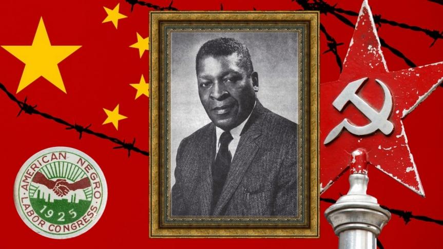 Le livre du militant anticommuniste Manning Johnson (1908-1959) : « Couleur, communisme et bon sens » est maintenantdisponible