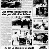 03 - Le nouvelliste, 28 août 1985, pp. 1 et 3 b