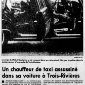04 - La presse, 28 août 1985, Cahier A. p. 3
