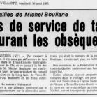 07 - Le nouvelliste, 30 août 1985, Cahier 1, p. 2