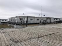 Camps COVID à Portage la Prairie, au Manitoba - 03