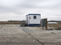 Camps COVID à Portage la Prairie, au Manitoba