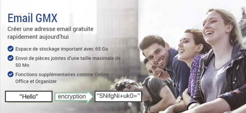 Guy Boulianne utilisera le service de courrier électronique GMX pour toute correspondance nécessitant un niveau de sécuritéélevé