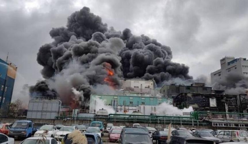 Covid-19 — La deuxième plus grande usine de fabrication d'hydroxychloroquine au monde a explosé à Taiwan… le bonheur deBigPharma