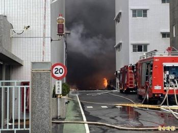 Explosion à Taiwan - 06
