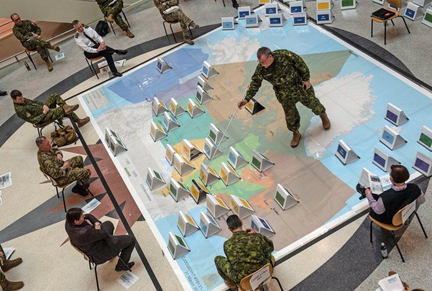 Communiqué — Les Forces armées canadiennes ont reçu l'ordre de commencer à planifier la distribution de vaccins contre laCOVID-19