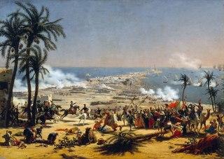 La campagne d'Égypte