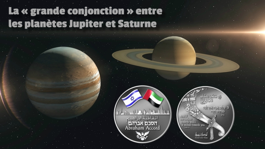 La « grande conjonction » entre les planètes Jupiter et Saturne annonce-t-elle le début de la Grande Réinitialisation pour les occultistes?