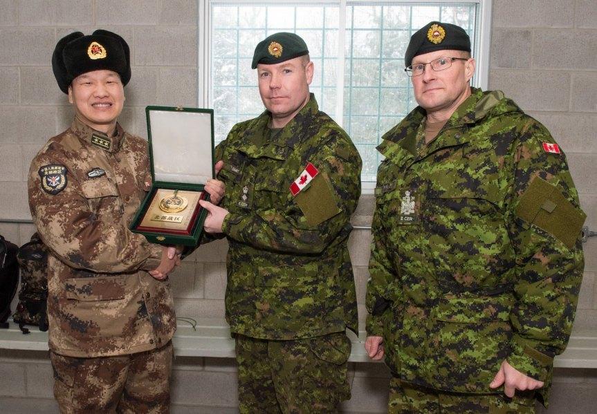 MISE À JOUR D'URGENCE: Trudeau admet que l'entraînement à la guerre d'hiver des militaires chinois s'est produit (info de RebelNews)
