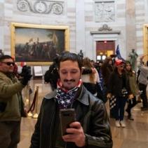 L'assaut du Capitole des États-Unis - 09