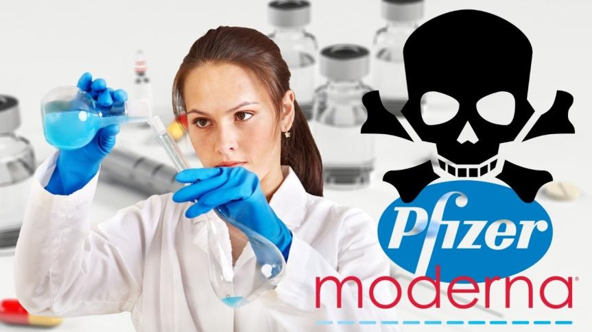 Moderna et Pfizer-BioNTech — Combien de temps allons-nous continuer à autoriser les meurtres de masse par injection létale?
