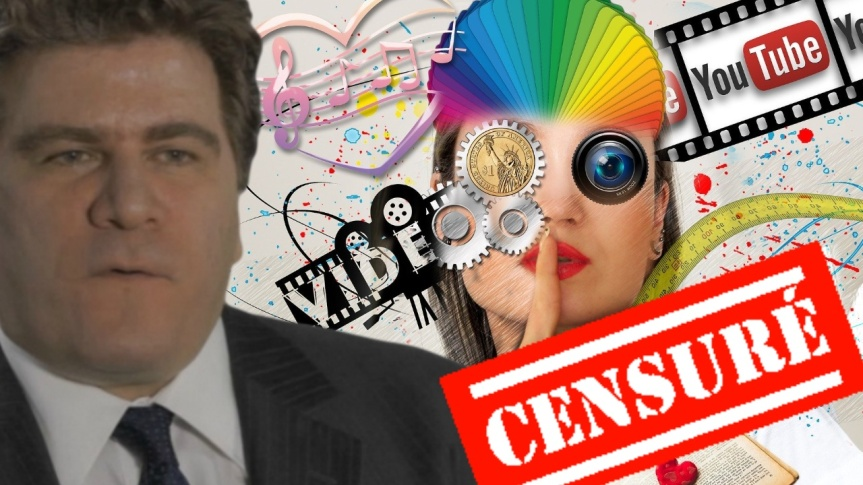 Guy Boulianne a envoyé un message à Youtube pour contester contre la suppression définitive de sa chaîne et l'ensemble de soncontenu