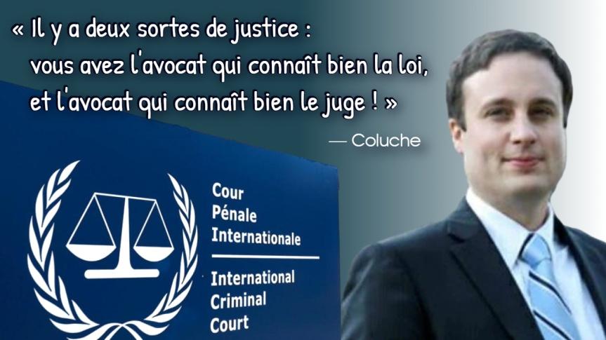 Me Jean-Félix Racicot : « Nous allons continuer à nous battre car sinon qui le fera. La voix des gens libres doit continuer d'être portée.»
