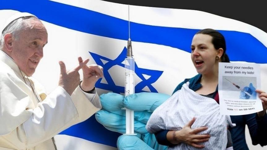 L'association « Gens de Vérité » en Israël demande au Pape François l'ouverture d'une enquête concernant l'accord Pfizer-Netanyahu