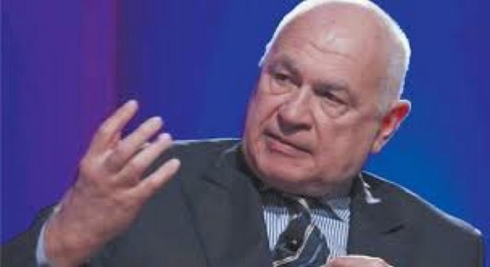 Ancien procureur Carlo Nordio, ancien procureur adjoint du parquet de Venise