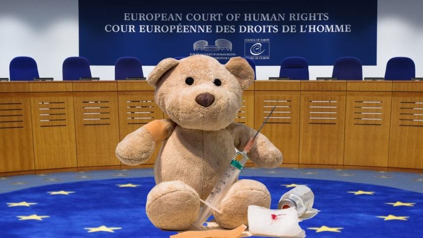 La Cour européenne des droits de l'homme vient d'ouvrir la porte à la vaccination obligatoire contre le Covid-19 à travers tout lecontinent