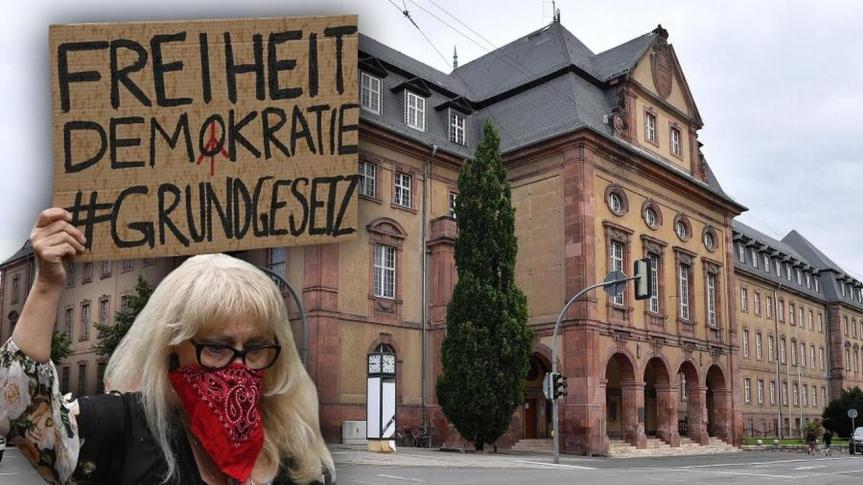 Interdiction des masques en Allemagne — Une perquisition effectuée chez le juge du tribunal de district de Weimar, ChristianDettmar