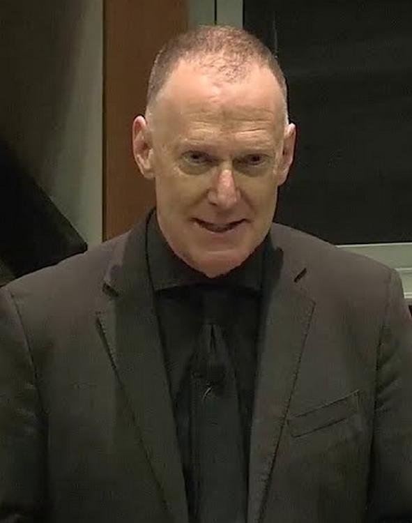 Dr Charles Morgan