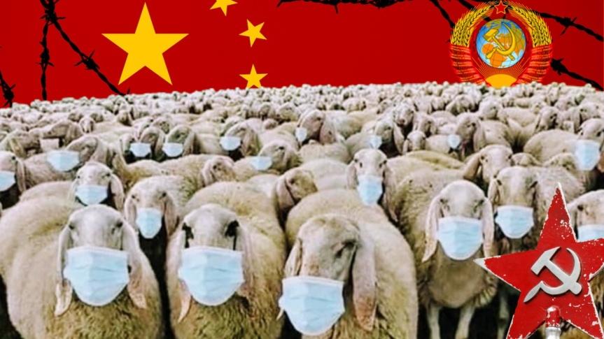 Deux rassemblements convergeront le 1er mai avec un objectif apparemment commun. Les socialo-communistes et les Antifas seront là!