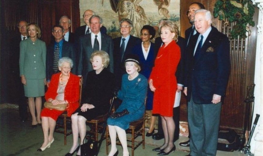 Carnegie Medal of Philanthropy 2001