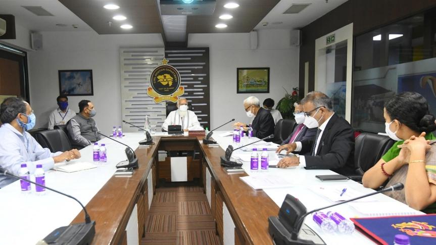 Le gouvernement indien a bel et bien confirmé que les médias propagent des fausses nouvelles concernant la variante B.1.617 ducoronavirus