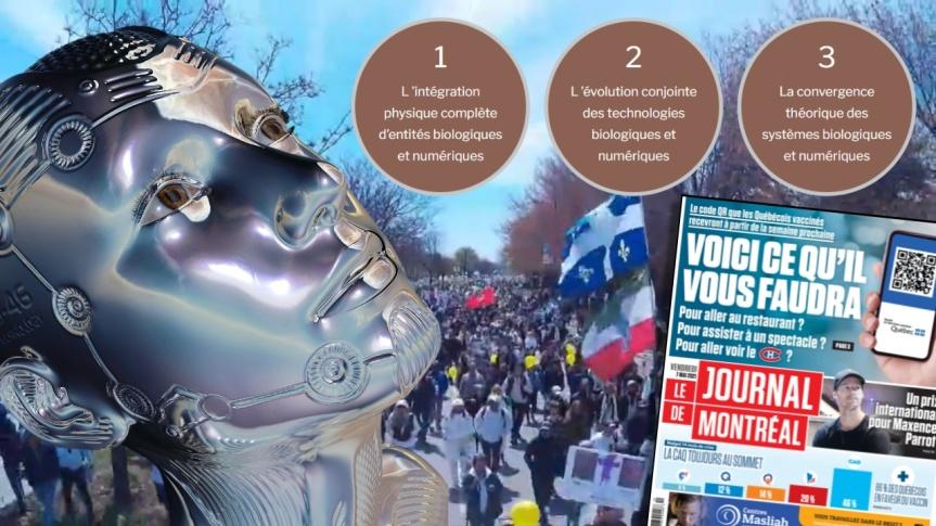 La manifestation du 1er mai 2021 organisée par « Québec Debout! » fera-t-elle modifier les politiques sanitaires du gouvernement Legault?