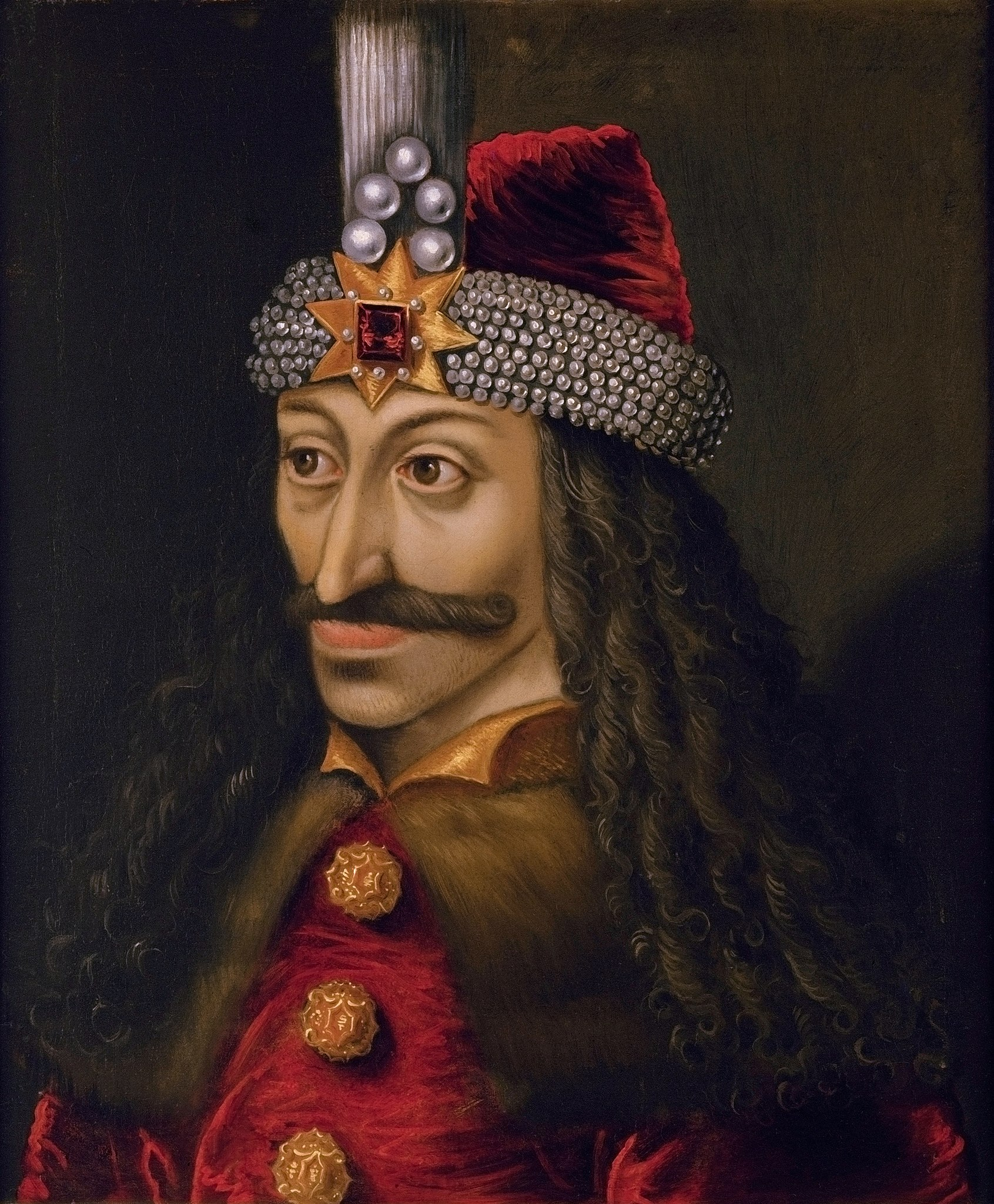 Vlad III Basarab, surnommé « l'Empaleur »