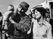Justin Trudeau et Fidel Castro - 06