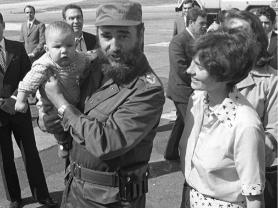 Justin Trudeau et Fidel Castro - 08